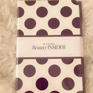 SEPHORA Beauty Insider Notebook and Pen